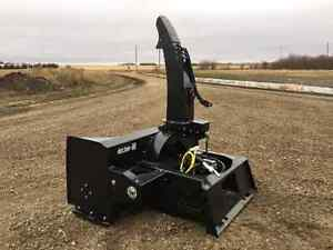 Snow Blowers- Skid Steer Attachments/Snow Removal  Edmonton Edmonton Area image 1