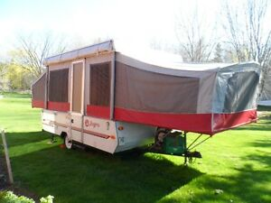 Jayco Deluxe Hardtop Camper trailer, Very Well Maintained, Clean