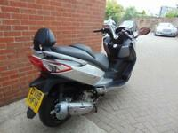 2016 (16) SYM JOYMAX 125CC LEARNER LEGAL SCOOTER