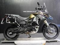15/15 BMW F 800 GS ADVENTURE ABS 8,500 MILES