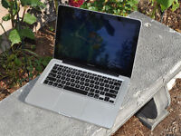 MacBook Pro 13inch w/ Great Softwares & More GTA OR DURHAM