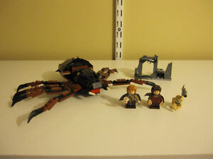 Lego Lord Of The Rings Big Spider FULL BUILT SET