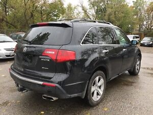 2011 ACURA MDX AWD * LEATHER * SUNROOF * REAR CAM * NAV * DVD *  London Ontario image 6