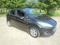Ford Fiesta 1.6TDCi ( 95ps ) ECOnetic ( s/s ) 2013.25MY Zetec