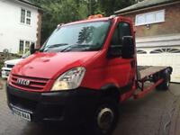 Iveco Daily recovery truck 6Tn (2008)