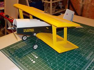 New Flite Test Baby Blender RC Biplane