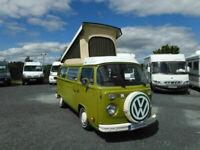 Westfalia CAMPMOBILE FOUR BERTH POP TOP Volkswagen