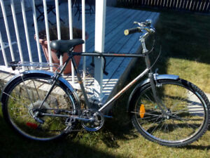 Bike bicycle Supercycle commuter six