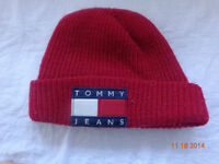 Tuque chapeau bérêt beanie hat men women kids tommy hilfiger