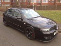 Tidy Black Leon Cupra 1.8t petrol