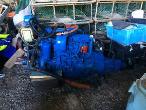 207 Mitsubishi engine and trans