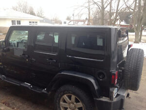 2015 Jeep Other Sahara SUV, Crossover