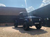 2012 Land Rover Defender 110 2.2 TDCi 4WD MWB 2dr (High Capacity) Pickup Diesel