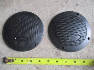 *NEW* plastic speaker covers.Only $15 for both