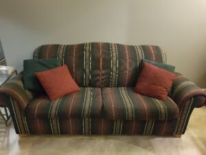 Free couch and two chairs