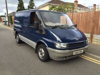 Ford transit t280 100 fwd 2006 120k miles