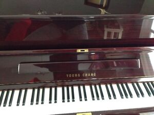 Piano with bench and metronome for sale! Kitchener / Waterloo Kitchener Area image 2
