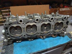 1992 93 94 95 Lexus SC400 1UZFE Cylinder Heads Valves