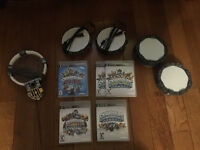 PS3 skylanders full game collection