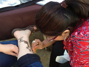 Henna Workshop/Henna classes Kitchener / Waterloo Kitchener Area image 2