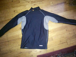 Underarmour Compression Insulated Coldgear Longsleeve Shirt