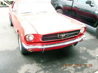 MUSTANG 1964.5 - EXCELLENTE VOITURE