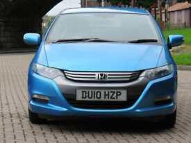 2010 10 HONDA INSIGHT 1.3 IMA SE 5D AUTO 100 BHP