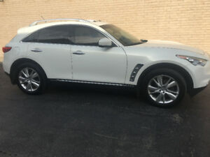 2012 Infiniti FX tech package SUV, Crossover