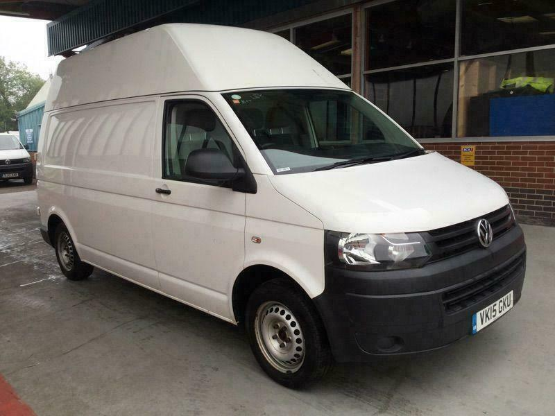 2015 15 VOLKSWAGEN TRANSPORTER 2 0 TDI HIGH ROOF LWB T30 PANEL VAN WITH AIR  CON | in Sheffield, South Yorkshire | Gumtree