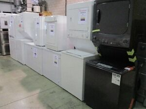 STACKABLE WASHER/DRYERS LAUNDRY UNITS COMMERCIAL DRYER SALE