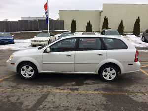 2005 Chevrolet Optra Wagon****ONLY 125 KMS***GOOD ON GAS**AS IS London Ontario image 6