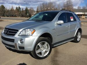 2007 Mercedes-Benz M-Class ML 63 AMG SUV, Crossover