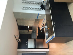 Full kitchen for low price including stainless steel appliances