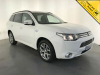 2015 MITSUBISHI OUTLANDER GX 4H PHEV AUTO 4WD 1 OWNER SERVICE HISTORY FINANCE PX