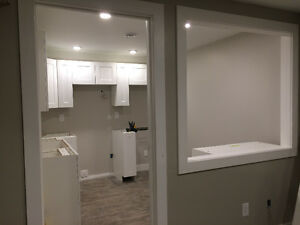 Brand New Basement Suite For Rent!