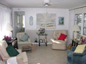 Our Beautiful Clearwater Florida home, 55 + Park