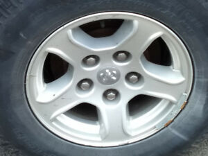 "Dodge Dakota 16"" rims"