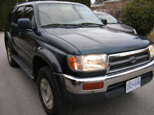 Toyota 4Runner Limited auto exc cond