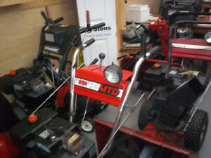 Snowblower's for Sale + Service and Repairs Stratford Kitchener Area image 7