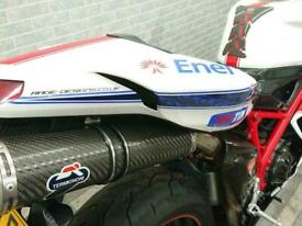 2007 DUCATI 1098S finaished in Casey Stoner Race Rep colours
