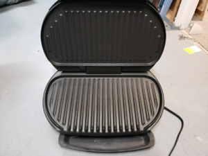 George foreman grill, lean mean