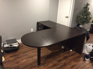 Office desk great condition $100obo