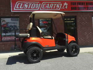2010 CLUB CAR Precedent 48VOLT - PHANTOM GOLF CART