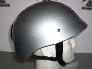 *New* TORC Cruiser Helmets, Silver Ghost Flame Design.
