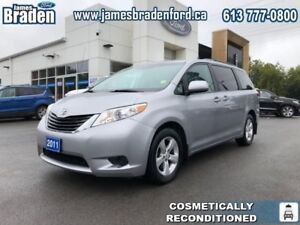 2011 Toyota Sienna LE  -  Power Windows