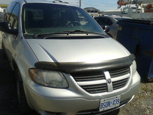 (E- tested) 2007 Dodge Grand Caravan Stow and Go Seats