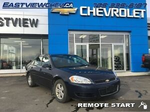 2007 Chevrolet Impala LT   - OnStar - Rear Spoiler
