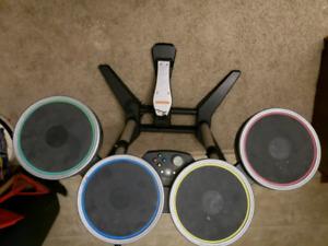 Xbox drum set