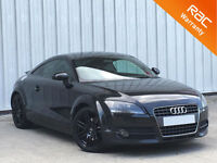 Audi TT Coupe 2.0T FSI 2007MY IN BLACK, FINANCE AVAILABLE PX WELCOME