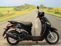Yamaha XC115 Delight 2014